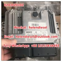 Buy Genuine and New BOSCH ECU 0281020102 , EDC16UC40 , 43003BF001, 0 281 020 102 , Bosch original and brand new at wholesale prices