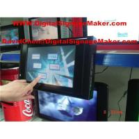 Touch screen  advertisement  lcd  media player