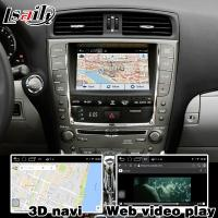 Buy Lexus ES RX NX IS Car GPS Navigation System with rear view touch screen TV video cast screen Android 5.1 at wholesale prices