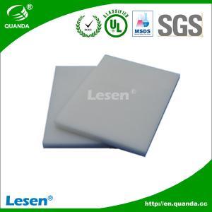 Quality Lesen PP polypropylene sheet for sale