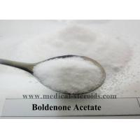 Buy cheap Purity 99% Raw Steroid Powders Boldenone Acetate For Burnning Fat USP from wholesalers