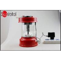 Quality Portable LED Solar Camping Hand Light (STS303C) for sale