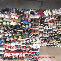 Quality Fashion Bulk Used Shoes Second Hand Sports Shoes In Germany , Bangladesh for sale