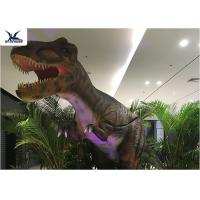 Quality Sunproof / Waterproof Life Size Jungle AnimalsWith Infrared Sensor / Remote Control for sale