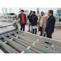 Quality Larger Capacity Straw Mgo Board Making Machine For Fast Speed Production for sale