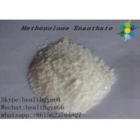 Buy cheap Bodybuilding Prohormones Muscle Mass Steroids CAS 303-42-4 Methenolone Enanthate 100MG/ML from wholesalers