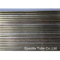 China Heat Treatment Copper Nickel Tube Heat Exchanger piping OD 4.00MM - 76.2MM on sale