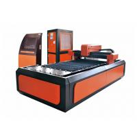 Buy cheap Compact Structure 380V Fiber CNC Laser Cutter 1000W Metal Cutting Cnc Machine product