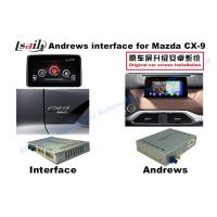 Quality CX -9 Upgrade Android Multimedia Car Multimedia Navigation System Mirrorlink / Bt / DVD for sale