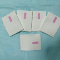 Quality Long Breathable 330mm Female Sanitary Napkin For Heavy Flow for sale