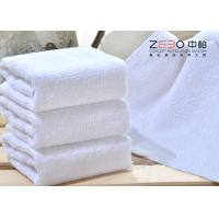Quality Simple Design Hotel Collection Turkish Towels For Face / Hand / Bath ZEBO for sale