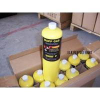 China Brazing and welding gas(MAPP GAS) on sale