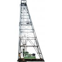 Quality Hydraulic Drill Rig Parts Drillig Tower 18m 320KN For Geological Exploration for sale