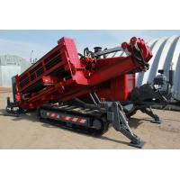 Quality Engine Power 129KW Horizontal Directional Drilling Rigs With Mud Pump Capacity 320 L/min for sale