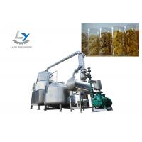 China Industrial Vacuum Fried Chips Machine High Performance Working -0.095mpa~-0.098mpa on sale