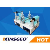 Quality Continuous Hotmelt Coating Laminating Machine Easy Install 1200×620×550mm for sale