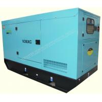 Quality Four Stroke Silent Diesel Generator Isuzu Engine 20KVA Low Noise for sale