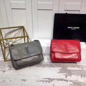 China Saint Laurent , Wholesale Good Quality Lady Sling Bag Single Shoulder Handbag Clutch Tote Bag with varieties of colors on sale