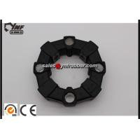 Buy cheap Durable Excavator Coupling 28A / 28AS Flexible Excavator Track Parts from wholesalers