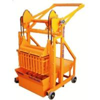 Quality HOT SALE!! manual block and brick making machines for sale