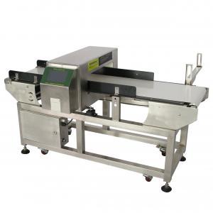 Buy cheap Conveyor Belt Industrial Metal Detectors For Plastic , Frozen Food Processing Industry from wholesalers