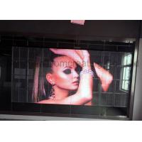 China 1R1G1B SMD1921 Led Wall Panels / Led Curtain Display Lightweight Easy Installation on sale