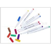 China Washable Marker 1.0 MM Fiber Tip Funny DIY Drawing T shirt Marker Pen 10 different Colors Paint Pen on sale