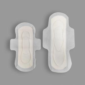 Quality Short Quick Dry Surface Special Chip Winged Women Sanitary Napkins for sale