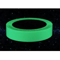 China Glow In The Dark Adhesive Tape Luminous Tape Sticker for Luminous Party on sale