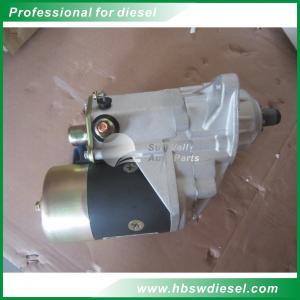 China Cummins 6BT5.9 diesel engine 24v motor starter 3957593 = 3922474 228000-6670 generator for Komatsu PC200 excavator on sale