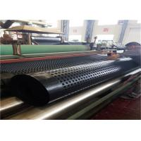 Quality Hot sale white/green black underground vertical wall drainage board plastic dimple mat drainage for sale