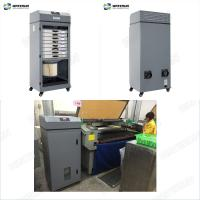 Dust Poweder Collection Laser Fume Extractor , Industrial Laser Cutter Filter