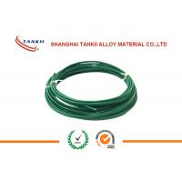 Quality Multi Core High Temperature Thermocouple Extension Wire With PTFE Insulation  2 * 20 AWG Type KX for sale