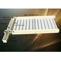 Quality Reusable Concrete Fence Panel Moulds Precise Measurement Long Service Life for sale