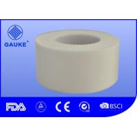 Buy cheap Cotton / Non Woven Wound Care Bandages Adhesive Plaster Tape With Plastic Cover product