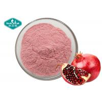 China Nutrifirst Pomegranate Juice Powder More Vitamins And Minerals For Cardiovascular Health on sale