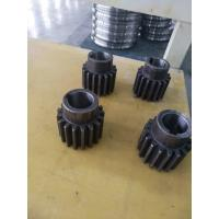 Quality Pinion gear 84x26x56mm  matched  slewing bearing RKS.062.20.0544 for sale