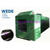 China Basket Style Electrical Varnish Suppliers, Dipping Uv Coating MachineFor 2 Poles Motor Mixer / Power Tool on sale