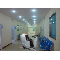 Quality Exquisite DrIving Type Commercial Floor Cleaning Machines Battery Powered Hospital Use for sale