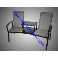 China cheap outdoor garden sling 2-seater chairs  RLF-024T on sale