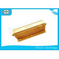 Quality Aluminum Housed​ 100W 51k Ohm Resistor , High Wattage Resistors For Power Supply for sale