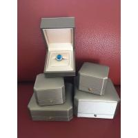 Buy cheap Personalised Bracelet Jewelry Plastic Box / Diamond Leather Jewelry Case from wholesalers