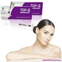 Buy cheap New Top-Q Hyaluronic Acid Dermal Filler Supper Derm Line 1/2ml for Lip Enhancement from wholesalers