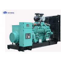 Heavy Duty Cummins 1250kva Diesel Generator Prime Power 1000Kw With CE ISO9001