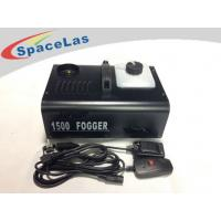 Buy Wireless Control Stage Smoke Machine 1500 Watt DMX Fog Machine at wholesale prices