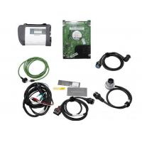 Quality Mercedes Star Diagnostic Tool MB SD Connect Compact 4 With HDD Software for sale