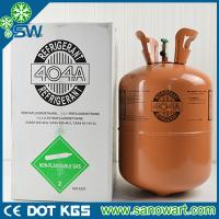 Quality Refrigerant gas R404a 99.8% purity r404a with high prity for sale