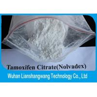 Quality pharmaceutical materials Tamoxifen Citrate Tamoxifen Nolvadex CAS 50-41-9 for sale