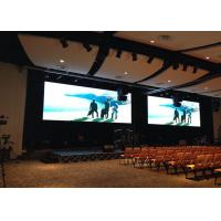 Quality Pixel Pitch 6mm Indoor Full Color LED Display Panel Church Video Wall 1R1G1B for sale