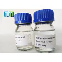 Buy cheap 99.0% Purity Pharmaceutical Active Ingredients 2-Ethoxybenzoic Acid CAS 134-11-2 product